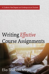 Cover Writing Effective Course Assignments