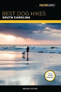 Cover Best Dog Hikes South Carolina
