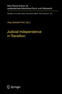 Cover Judicial Independence in Transition