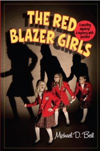 Cover Red Blazer Girls: The Ring of Rocamadour