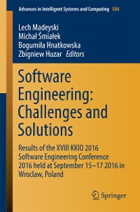 Cover Software Engineering: Challenges and Solutions