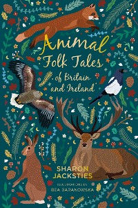 Cover Animal Folk Tales of Britain and Ireland
