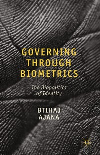 Cover Governing through Biometrics