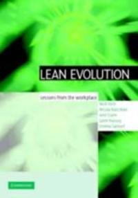 Cover Lean Evolution