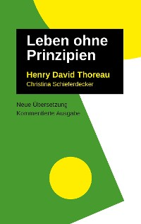 Cover Leben Ohne Prinzipien