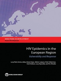 Cover HIV Epidemics in the European Region