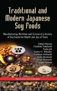 Cover Traditional and Modern Japanese Soy Foods