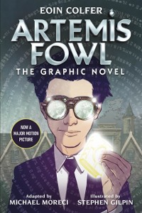 Cover Artemis Fowl: The Graphic Novel (New)