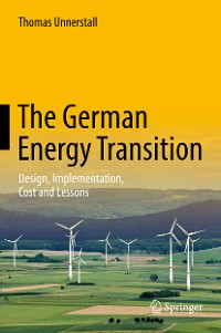 Cover The German Energy Transition