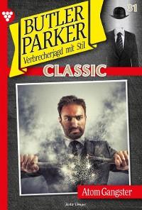 Cover Butler Parker Classic 31 – Kriminalroman