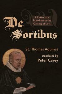 Cover De Sortibus