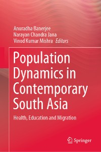 Cover Population Dynamics in Contemporary South Asia
