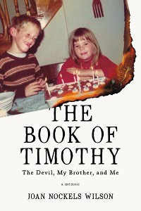 Cover The Book of Timothy