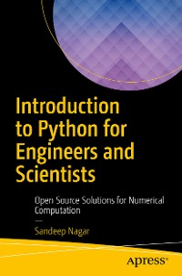 Cover Introduction to Python for Engineers and Scientists