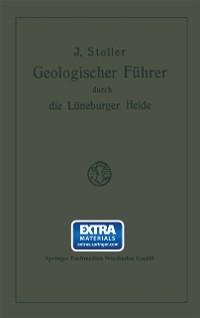 Cover Geologischer Fuhrer durch die Luneburger Heide