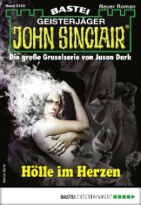 Cover John Sinclair 2154 - Horror-Serie
