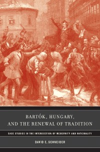 Cover Bartok, Hungary, and the Renewal of Tradition