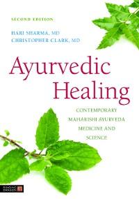 Cover Ayurvedic Healing