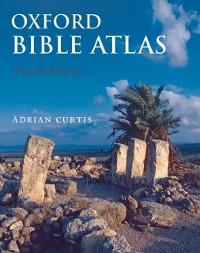 Cover Oxford Bible Atlas