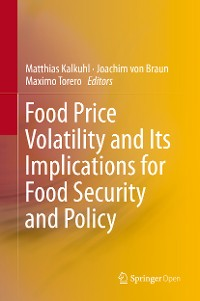 Cover Food Price Volatility and Its Implications for Food Security and Policy