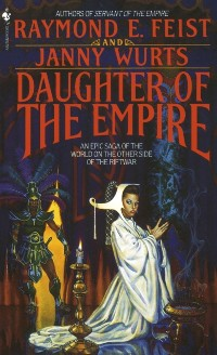 Cover Daughter of the Empire