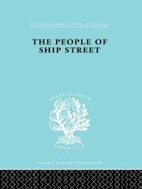 Cover People of Ship Street