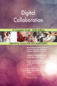 Cover Digital Collaboration A Complete Guide - 2020 Edition