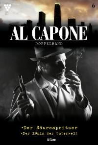 Cover Al Capone Doppelband 6 – Kriminalroman
