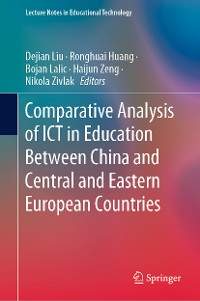 Cover Comparative Analysis of ICT in Education Between China and Central and Eastern European Countries