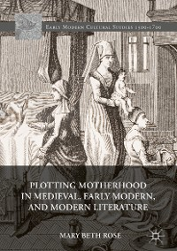 Cover Plotting Motherhood in Medieval, Early Modern, and Modern Literature