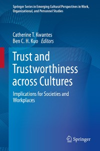 Cover Trust and Trustworthiness across Cultures