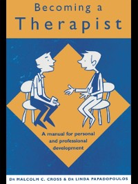 Cover Becoming a Therapist