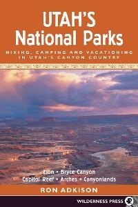 Cover Utah's National Parks