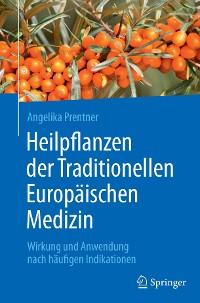Cover Heilpflanzen der Traditionellen Europäischen Medizin