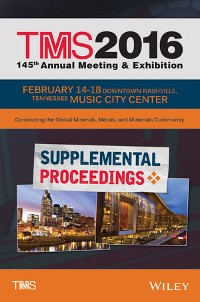 Cover TMS 2016 Supplemental Proceedings