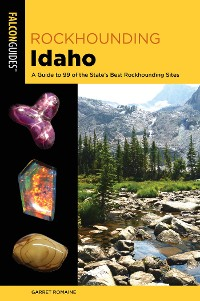 Cover Rockhounding Idaho
