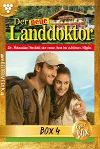 Cover Der neue Landdoktor Jubiläumsbox 4 - Arztroman