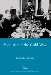 Cover Yiddish in the Cold War