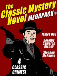 Cover Classic Mystery Novel MEGAPACK(R): 4 Great Mystery Novels