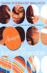 Cover Amigas and School Scandals