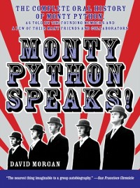 Cover Monty Python Speaks