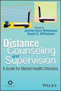 Cover Distance Counseling and Supervision