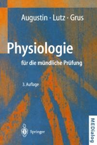 Cover Physiologie fur die mundliche Prufung