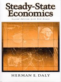 Cover Steady-State Economics