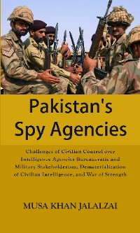 Cover Pakistans Spy Agencies