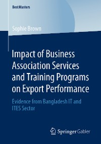 Cover Impact of Business Association Services and Training Programs on Export Performance