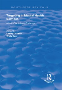 Cover Targeting in Mental Health Services