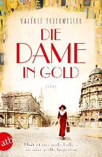 Cover Die Dame in Gold