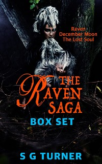 Cover The Raven Saga Box Set