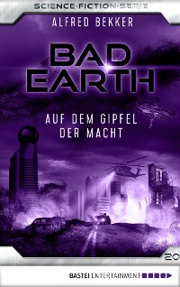 Cover Bad Earth 20 - Science-Fiction-Serie